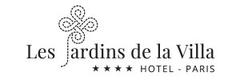 Logo Les Jardins de la Villa les Jardins de la Villa & Spa