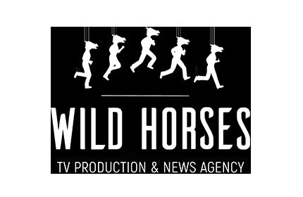 Logo Wild Horses Audiovisuel & Cross Media