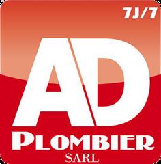 Logo Ad Plombier