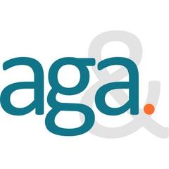 Logo Aga Dom Aga Bureaux Aga Conseils