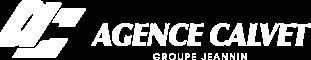 Logo Agence Calvet