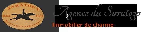 Logo Agence du Saratoga