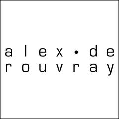 Logo Alex de Rouvray Design