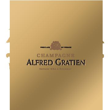 Logo Champagne Alfred Gratien