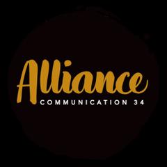Logo Alliance Communication 34