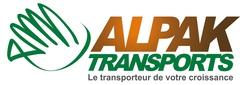 Logo Alpak Transports