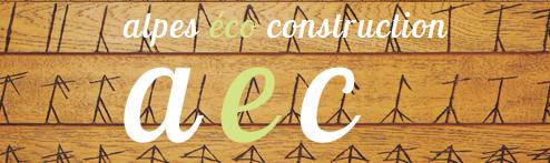 Logo Alpes Eco Construction