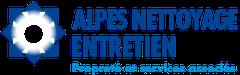 Logo SARL Alpes Nettoyage et Entretien