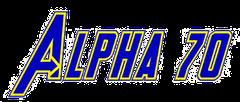 Logo Alpha 70