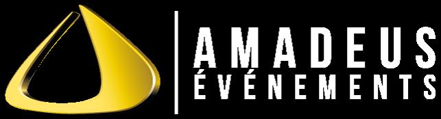 Logo Amadeus Evenements