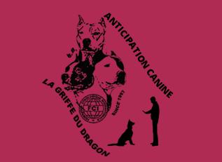 Logo Anticipation Canine