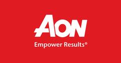Logo Aon Benfield, Aon Hewitt, Aon France SAS, Aon Risk Solutions (Ars)