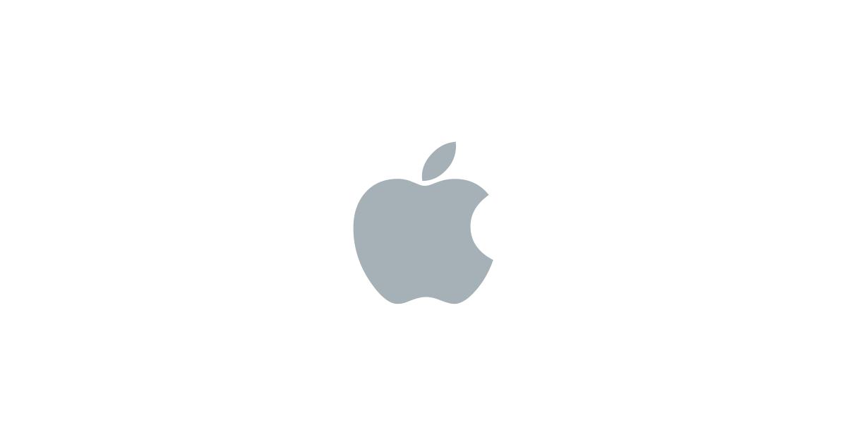 Logo Apple Retail France EURL