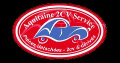 Logo Aquitaine 2Cv Service