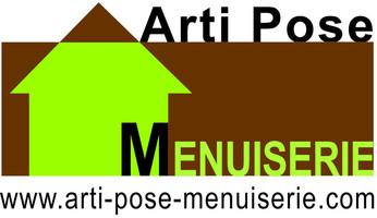Logo Arti Pose Menuiserie