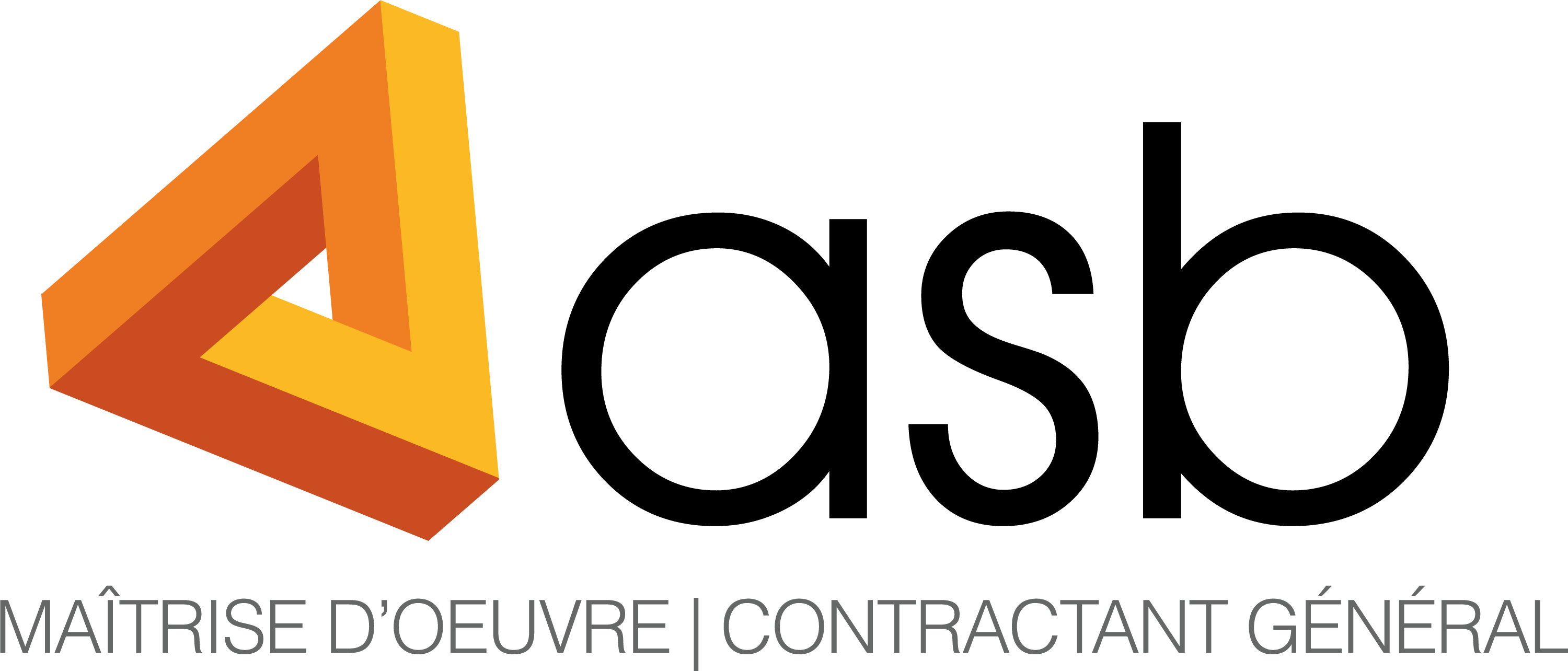Logo ASB Agencement, Maîtrise d'Oeuvre