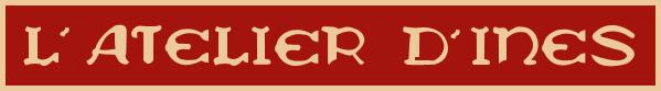 Logo L'Atelier d'Ines