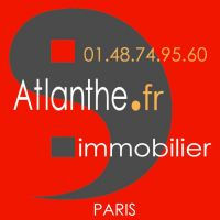 Logo Atlanthe Immobilier