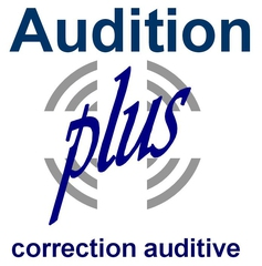Logo Audition Plus
