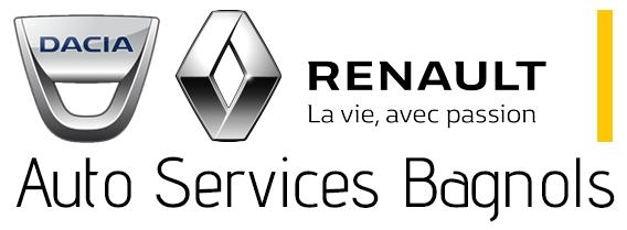 Logo Auto Services Bagnols