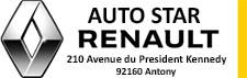 Logo Auto Star