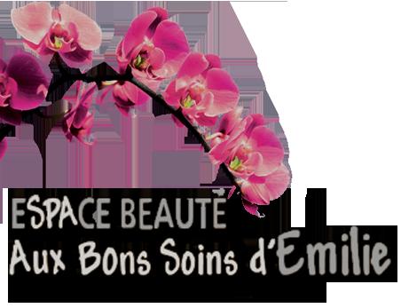 Logo Espace Beaute aux Bons Soins d'Emilie