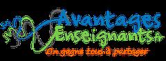 Logo Avantages Enseignants
