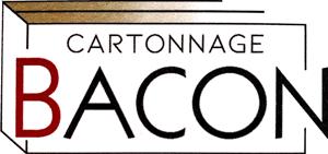 Logo Cartonnage Bacon