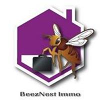 Logo Beeznest Immo