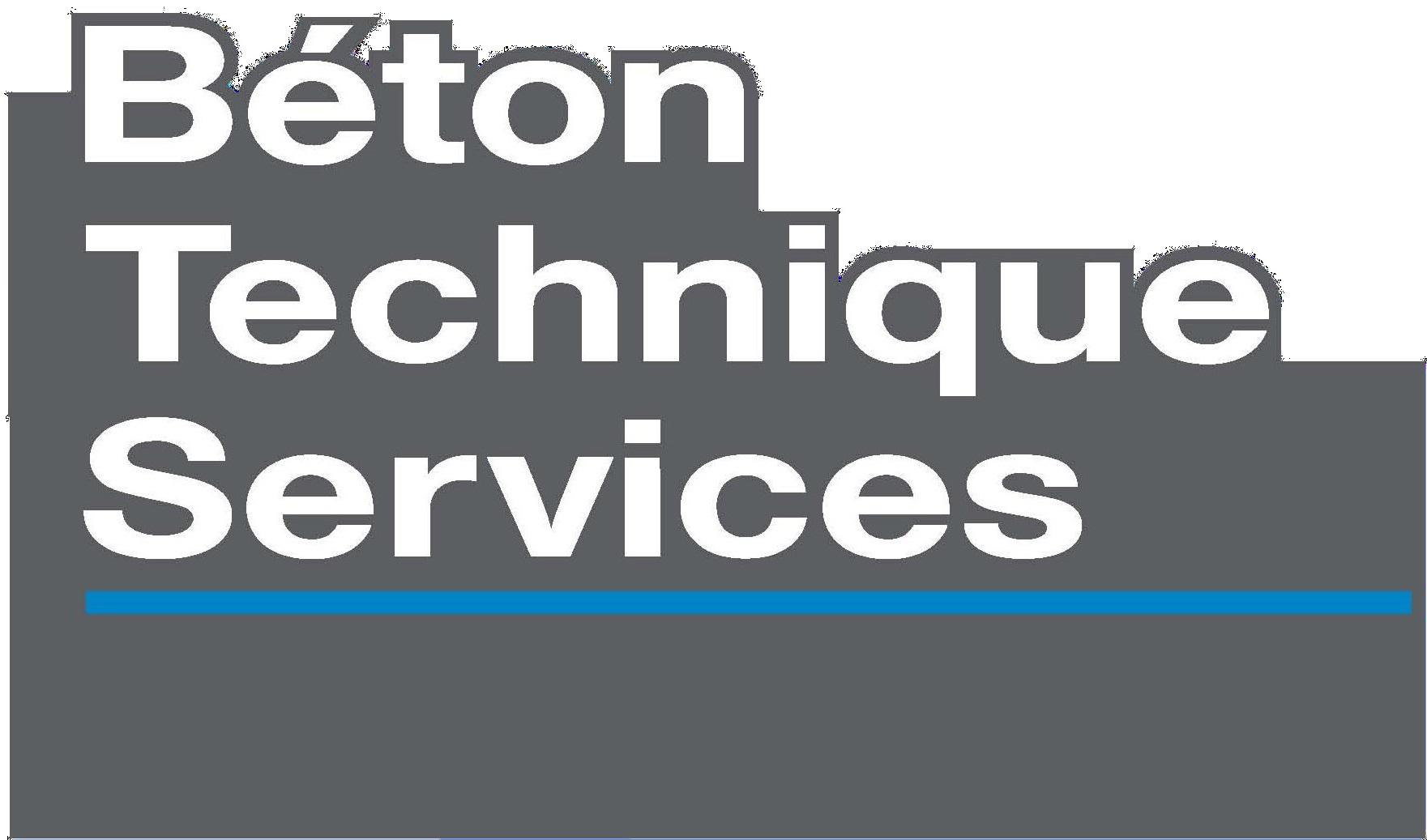 Logo Beton Technique Services