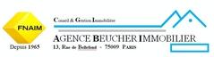 Logo Cabinet Beucher Immobilier