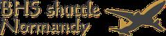 Logo Bhs Shuttle Normandy