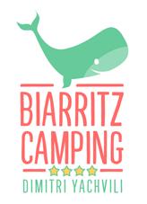 Logo Biarritz Camping
