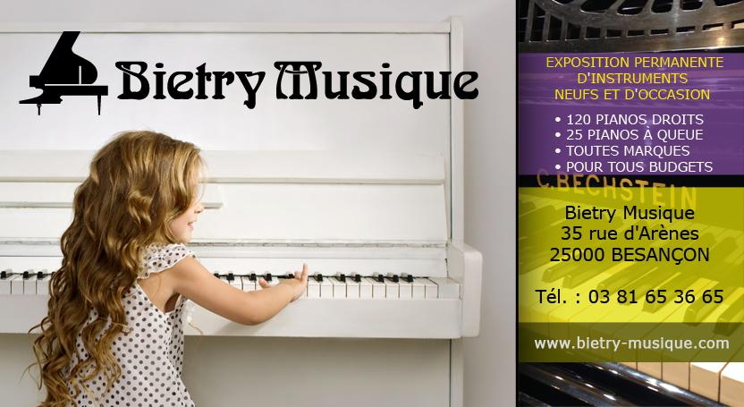 Logo Bietry Musique