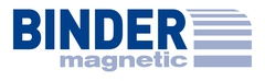 Logo Binder Magnetic