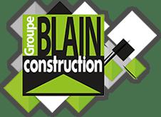 Logo Groupe Blain Construction