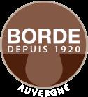 Logo Borde SA