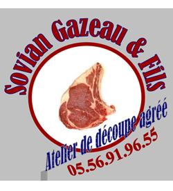 Logo Boucherie Sovian-Gazeau et Fils