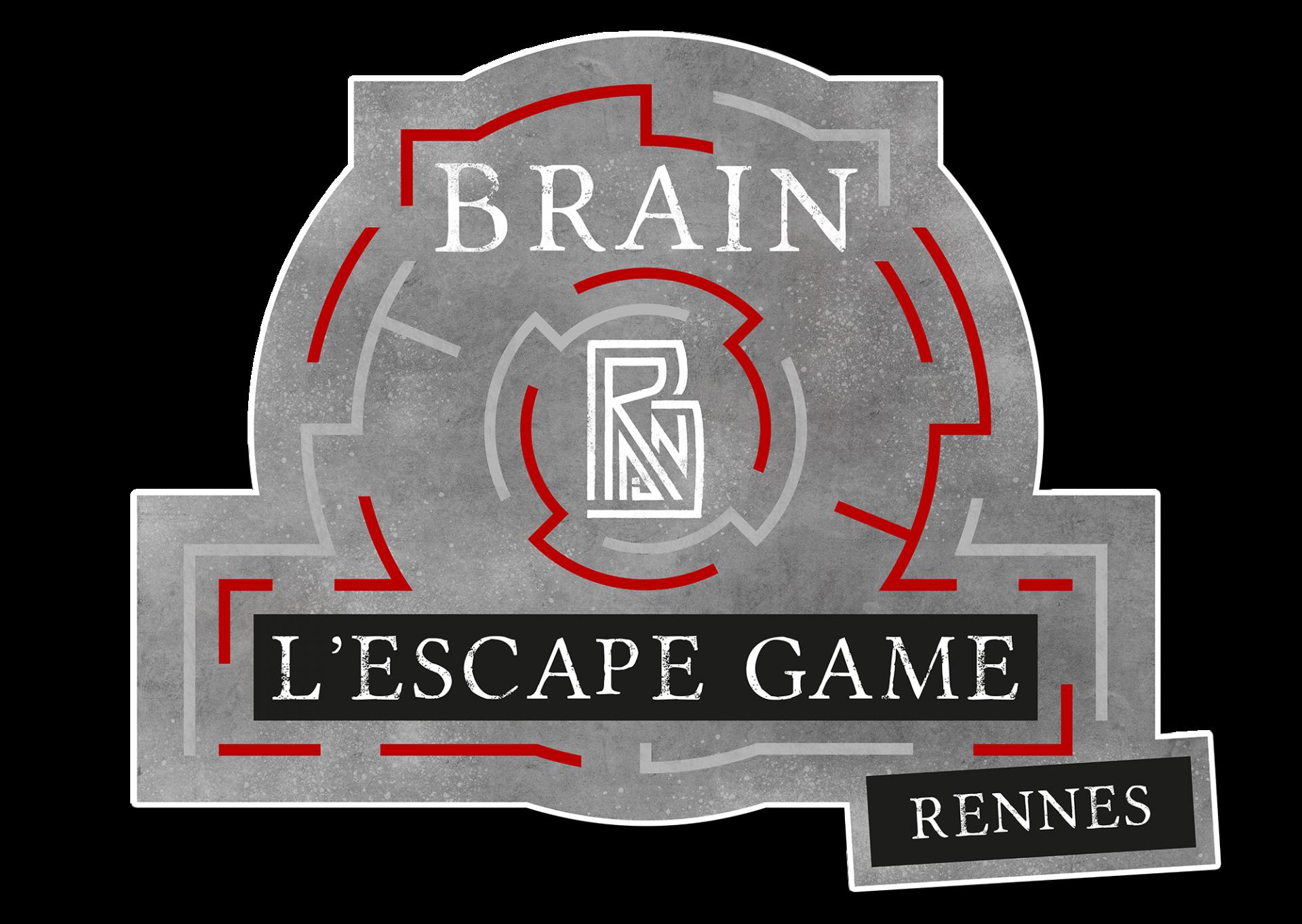 Logo BRAIN l'Escape Game