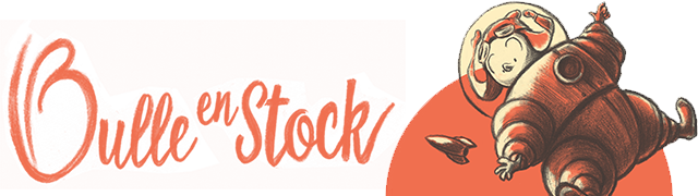Logo Bulle en Stock