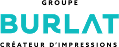 Logo Burlat Impression