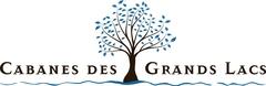 Logo Les Cabanes des Grands Lacs