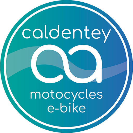 Logo Caldentey Scooters