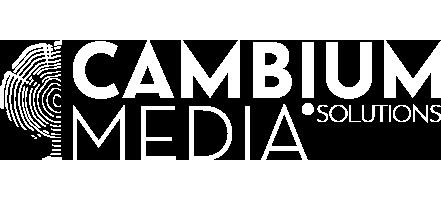 Logo Cambium Media Solutions et Regie Mp
