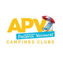Logo Atlantique Pellerin Vacances - APV