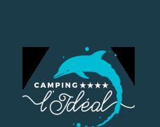 Logo Camping l'Ideal - la Terrasse