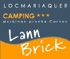 Logo Camping Lann Brick
