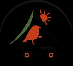 Logo Camping le Rouge Gorge
