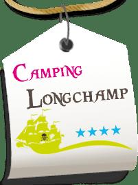 Logo Camping Longchamp