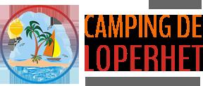 Logo Camping de Loperhet